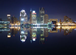 Detroit faces bankruptcy today, but could be America's comeback city tomorrow.