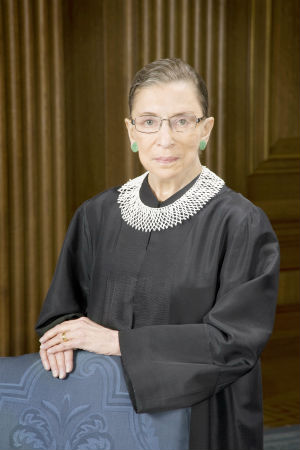 Ruth Bader Ginsburg, currently 79, will be 83 by 2016. She is currently the eldest of the nine U.S. Supreme Court justices.