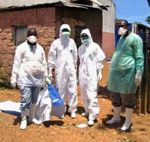 Ebola is a terrifying phenomenon in Africa, but is especially feared in Uganda. Multiple outbreaks have occurred over the years. News of it can cause patients to flee hospitals to avoid infection.
