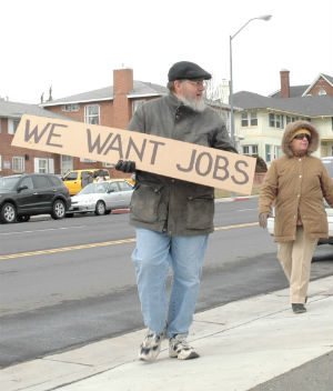The unemployment rate ticked up to 7.9 percent - while the economy added a better-than-expected 171,000 jobs. However -- the number of unemployed grew by 170,000, roughly the same amount -- to 12.3 million. How this will impact voters is anyone's guess.