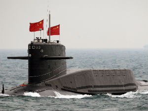 The Chinese navy is prepared to deploy around-the-clock ballistic missile subs which will change the balance of power in the Pacific.