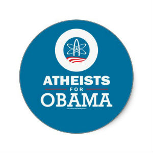 Atheists and their allies supported Obama in overwhelming numbers.