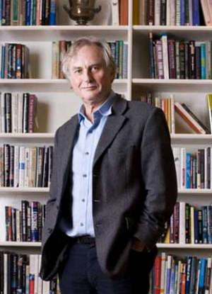 Dawkins is typically angry when it comes to religion.