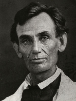 The young Abraham Lincoln served as a member of Congress before becoming one of the most famous and beloved presidents.