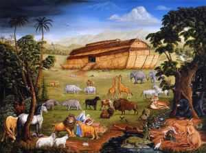 Some archaeologists have supported the story of Noah, citing similar details passed along in narratives from Mesopotamian times, notably 'the Epic of Gigamesh.'