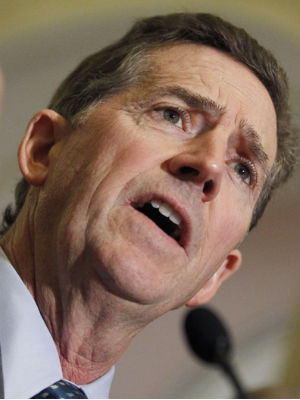 South Carolina Sen. Jim DeMint has now announced his departure from the Senate and will be taking a position with the highly influential conservative think tank the Heritage Foundation. Reaction by his announcement has been mixed.