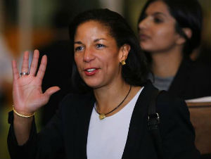 Susan Rice has withdrawn her name from consideration for Secretary of State.