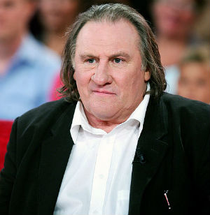 63-year-old actor Gerard Depardieu has joined a growing list of France's top business figures in relocating to Belgium. France's Socialist government says that it will pledge anyone with an income of over one million euros will be taxed at a rate of 75 percent.