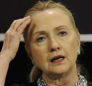 Image result for hillary clinton sick