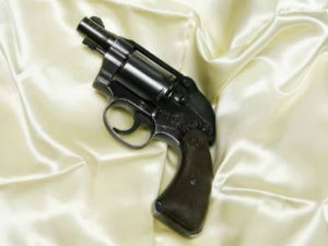 Pistols stored under pillows are a greater hazard to owners than possible intruders.