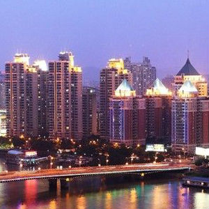 For the time being, it's good to be a millionaire -- or future millionaire in Fuzhou.
