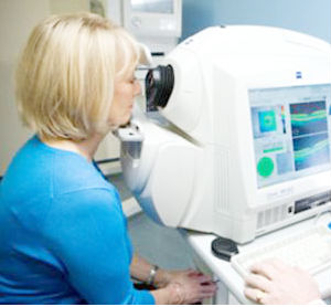Researchers from John Hopkins University performed scans on 164 M.S. patients, measuring the thickness of the lining at the back of the eye. It was determined that patients with thinning of the retina had both earlier and more active forms of the disease.
