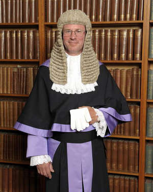 Justice Hedley, sitting in the Court of Protection at London's High Court, said it was 'in her best interests' if the woman, who is 18 weeks pregnant and from the south of England, was 'to continue with the pregnancy.'