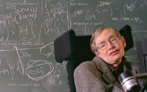 Hawking may be an atheist, but he's no Darth Vader.