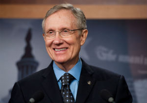 Obama has Harry Reid to thank for the latest roadblock to his plans.