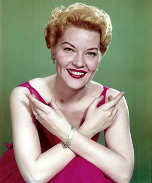 Patti Page had her biggest hit with 'Tennessee Waltz,' but was forever tied to her novelty tune 'Doggie in the Window.'
