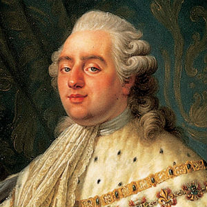 We don't think Louis XVI would appear so smug if he knew his final fate ...