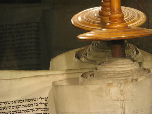 Torah scrolls are incredibly precious and valuable.