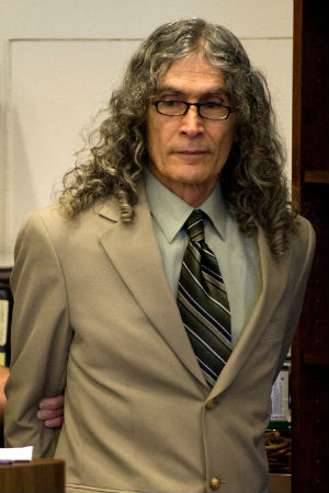 Rodney Alcala during a recent court appearance.