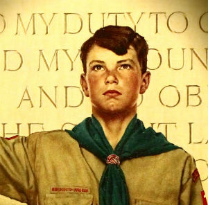 Founded in 1910, the Boy Scouts has also excluded atheists throughout its existence.