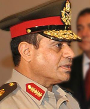 Egyptian Defense Minister General Abdel Fattah al-Sissi in his comments posted on his Facebook page, says that the situation is dire. 'The continuing conflict between political forces and their differences concerning the management of the country could lead to a collapse of the state and threaten future generations,' he said.