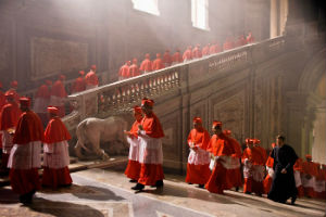 The cardinals of the Church will meet next month to choose the next pope.