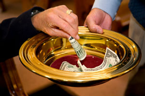It remains to be seen if parishioners will pay the costs of the scandal.