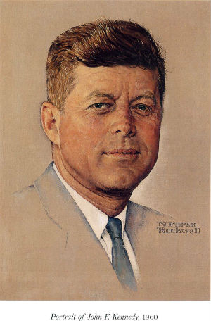John F. Kennedy was the only Catholic president in American history.