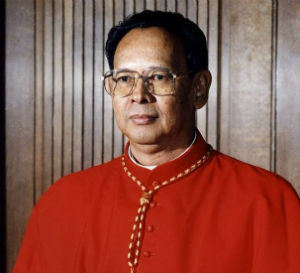 'My strength had deteriorated my ability to read weakened. Those tasks require strength, speed and agility,' Cardinal Julius Riyadi Darmaatmadja said.