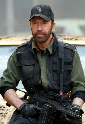 At 72 years young, action movie star Chuck Norris shows no signs of slowing down. It's just proof that people are living longer and staying more active.