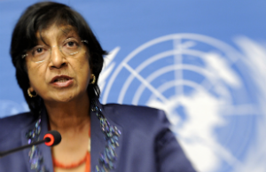 Navi Pillay has announced the death toll in Syria now exceeds 70,000.