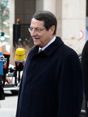 The move to take a percentage of deposits, which could raise almost 6 billion euros, must be ratified by parliament, where no party has a majority. President Nicos Anastasiades has warned that Cyprus's two largest banks will collapse otherwise.