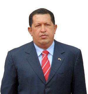 Venezuelan President Hugo Chavez accused the United States of trying to orchestrate his overthrow, and referred to President George W. Bush as the devil in front of the United Nations General Assembly.