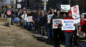 North Dakota's Pro-Life majority has continually rallied and prayed for an end to abortion in the prosperous state.