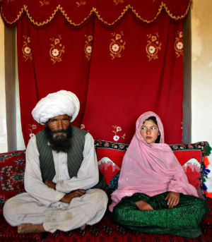 Child brides are a problem in many countries, condemning many girls to a life of abuse, neglect, and sometimes an early death.