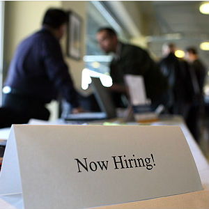 Employers have added an average of 200,000 jobs a month since November, lowering the unemployment rate in February to 7.7 percent, a four-year low.