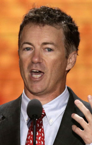 Above all else, Senator Rand Paul wants to know why the U.S. government believes it has the authority to carry out drone attacks against American citizens on U.S. soil.