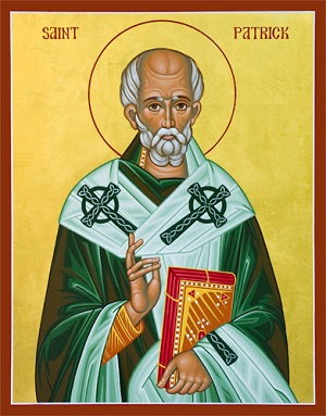 St. Patrick is a Model for this new missionary age