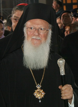 Ecumenical Patriarch of Constantinople His Holiness Bartholomew I