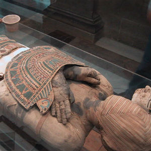 Huge fees were charged for making Egyptians immortal, which was of paramount importance to them. It is estimated that some 70 million mummies were created before the practice became extinct.