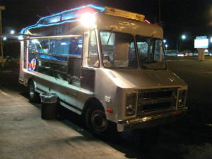 Taco Trucks in the Hollywood area have been the target of shakedowns by the violent gang, MS-13.