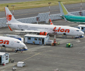 Lion Air is among the fastest-growing air travel markets in Asia that was previously dominated by American rival, Boeing.