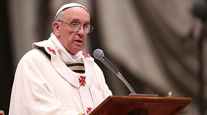 Pope Francis Easter Vigil Homily