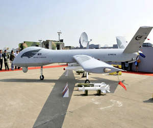 Chinese-made drones could end up arming potential U.S. foes such as North Korea, Iran and terrorist organizations.