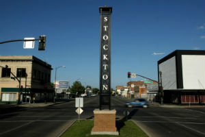 Stockton's bankruptcy could set a precedent for the rest of the nation.