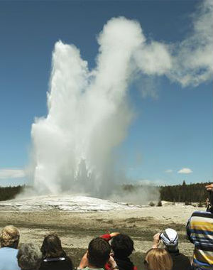 A new study of the Yellowstone National Park geyser finds has revealed that a big chamber sits about 50 feet underground, located southwest of the geyser.