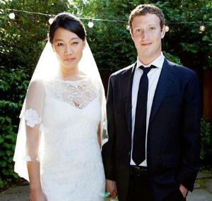 Mark Zuckerberg held a fundraiser in Silicon Valley for New Jersey governor Chris Christie. Both Zuckerberg and his wife Priscilla Chan became close with the governor since he donated $100 million in 2011 to help improve public schools in one of the state's toughest cities.