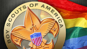 The Boy Scouts are close to reversing a key policy banning active homosexuals from scouting.