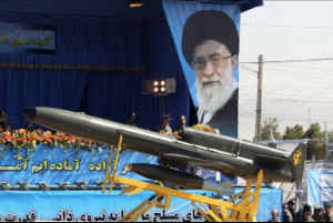 Iran has displayed several drones, some of which are likely being used by Hezbollah in Lebanon.