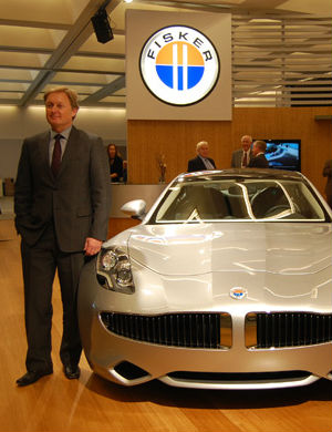 Fisker continued receiving money until June of 2011, at which time the Department of Energy stopped further funding.